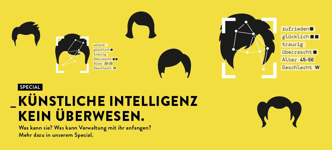 Künstliche Intelligenz, das Thema im Special der Ausgabe 4 des Datareport