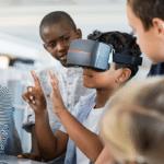 Lernen mit Virtual Reality, das könnte die Zukunft sein.