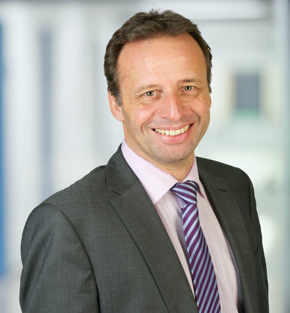 Olaf Abraham, Pflegedirektor des Agaplesion Diakonieklinikums Rotenburg (Wümme)